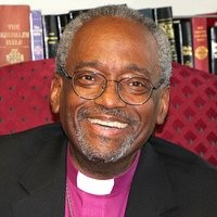 Bishop Curry at the Royal Wedding