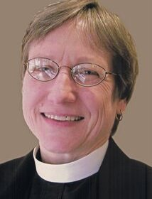 The Rev. Tony Wike
