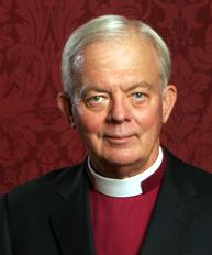 Bishop's Visit on Trinity Sunday