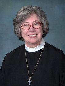 Rev. Melanie Mudge